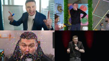 Mateusz Socha podbija YouTube