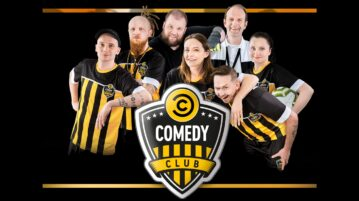 6 sezon Comedy Club w Comedy Central