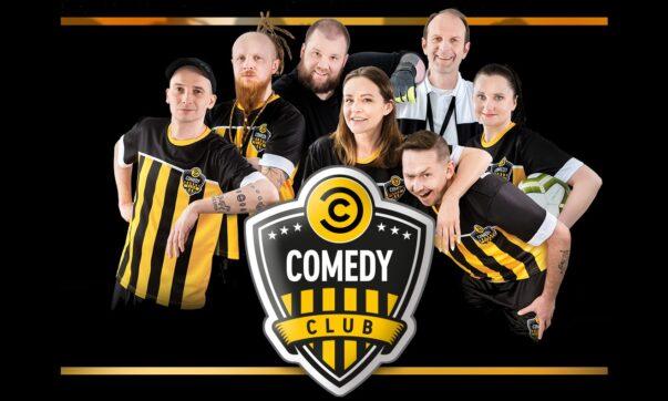 6 sezon Comedy Club w Comedy Central