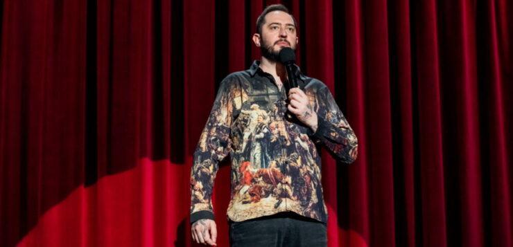 Jacek Stramik w Comedy Club