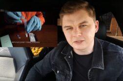 Michał Leja weryfikuje spowiedź ratownika
