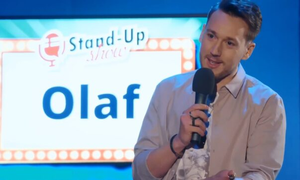 Stand-up Olaf