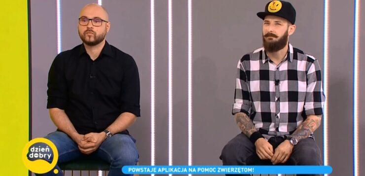 Adam Van Bendler Dzień Dobry TVN