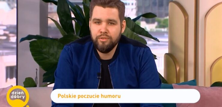 Grzegorz Dolniak w Dzień Dobry TVN