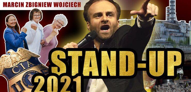 Marcin Zbigniew Wojciech - Roast imprezy alkohol