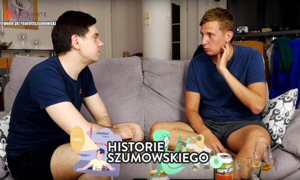 Rejent i Szumowski w Domu na Streamie