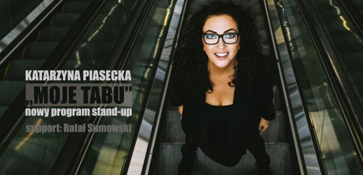 Katarzyna Piasecka - Moje Tabu