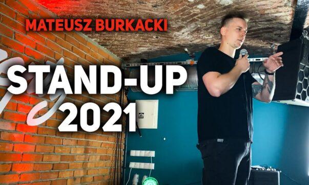 Mateusz Burkacki - Improwizacją z publicznością