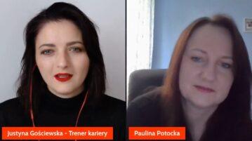 Paulina Potocka u Justyny Gościewskiej