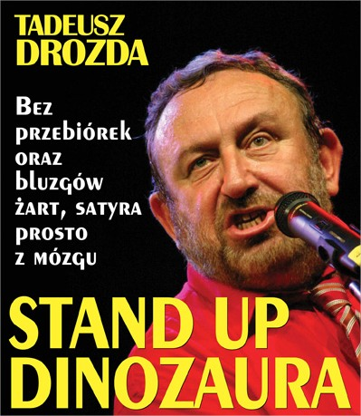 Stand-up Dinozaura